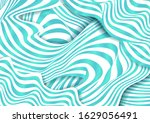 trendy mint and white color... | Shutterstock .eps vector #1629056491