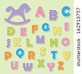 Abc Letters For Kids. Can Be...
