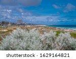 Scenic Ocean View Of Turquoise...