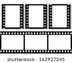 Film Strip, Vector - stock vector