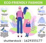 eco friendly fashion.... | Shutterstock .eps vector #1629355177