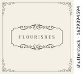 retro wedding invitations ...   Shutterstock .eps vector #1629394594