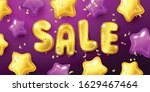 sale background with yellow and ...   Shutterstock .eps vector #1629467464