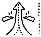 breaking limits as motivation...   Shutterstock .eps vector #1629599404