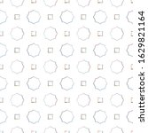 seamless vector pattern in... | Shutterstock .eps vector #1629821164