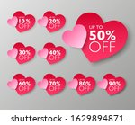 50  Off Sale Tags. Set Of 10 ...