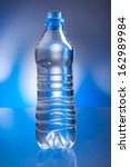open a bottle of water | Shutterstock . vector #162989984