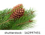 christmas decorations | Shutterstock . vector #162997451
