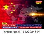 background screen saver on... | Shutterstock .eps vector #1629984514