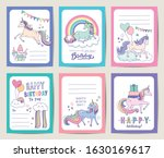 Set Of Birthday Gift Tags ...