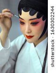 Asian Costume Peking Opera...