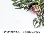 Beautiful pink king protea...