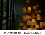 A Blurred Colorful Night Light...