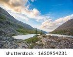 akchan valley. lower akchan... | Shutterstock . vector #1630954231
