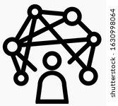 network of people. computer...   Shutterstock .eps vector #1630998064