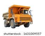 Big Yellow Mining Truck...