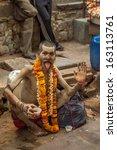jaipur  india   mai 11 2007  ... | Shutterstock . vector #163113761