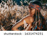 Beautiful Young Hippie Style...
