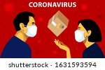 coronavirus in china. novel... | Shutterstock .eps vector #1631593594