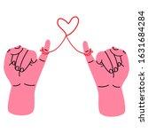 Little Pinkie Fingers Promise...