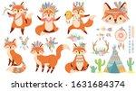 Tribal Fox. Cute Foxes  Indian...