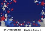 3d illustration of star on dark ... | Shutterstock . vector #1631851177