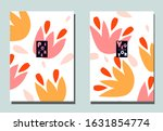cover with graphic elements  ... | Shutterstock .eps vector #1631854774