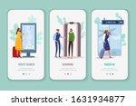 passengers people banners. ....   Shutterstock .eps vector #1631934877