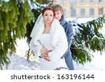 Wedding Photography In Winter...