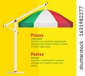 Pizzeria Menu Background....