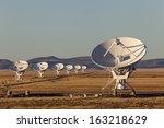 very large array satellite...
