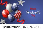 happy president's day with...   Shutterstock .eps vector #1632263611