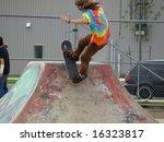 skateboarder   Shutterstock . vector #16323817
