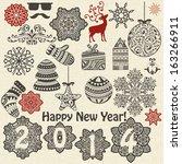 vector vintage holiday  design...
