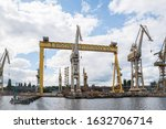 Szczecin Shipyard  Stocznia...