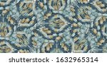 geometric pattern etnic indian... | Shutterstock . vector #1632965314