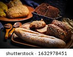 Various Types Of Breads  Franc...