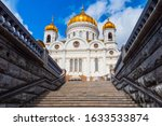 Moscow. Russia. Cathedral Of...