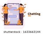 vector illustration people use...