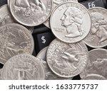 Dollar Symbol. American Us...