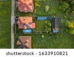 Aerial View Of Rural...