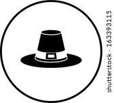 pilgrim hat symbol