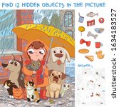 Find 12 Hidden Objects In The...