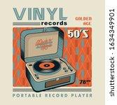 Music Vinyl Illustration ...
