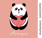 I Love You. Greeting Card For...
