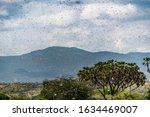 Samburu Landscape Viewed...