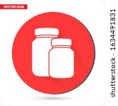 honey jar vector icon in trendy ...