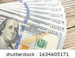 money background. american... | Shutterstock . vector #1634605171