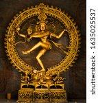 Lord Nataraja Shiva In Dancing...