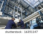 engineering  pipeline... | Shutterstock . vector #16351147